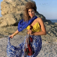 VENDA live violin